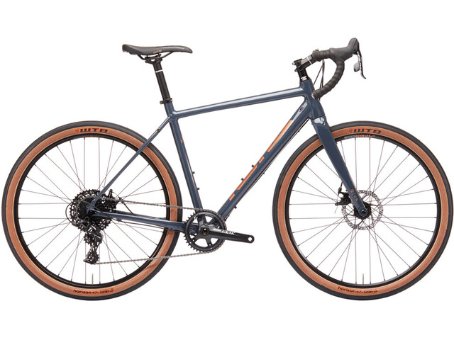 Kona Rove NRB gloss charcoal blue/copper/dark gray